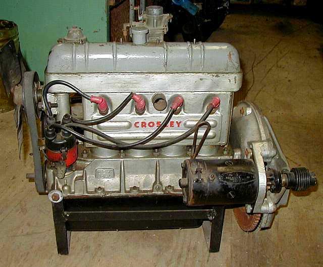 corsley engine rh dsr racer net Crosley Finds Crosley Supercharger